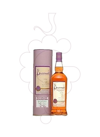 Photo Whisky Benromach Pago Capellanes Picon Wood Finish