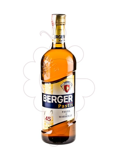 Photo Aperitif wine Pastis Berger