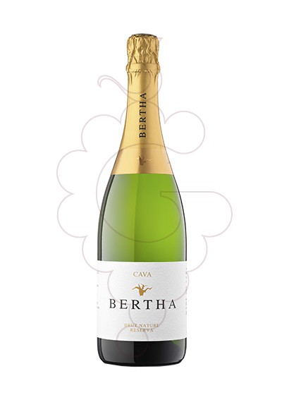 Photo Bertha Reserva Brut Nature sparkling wine