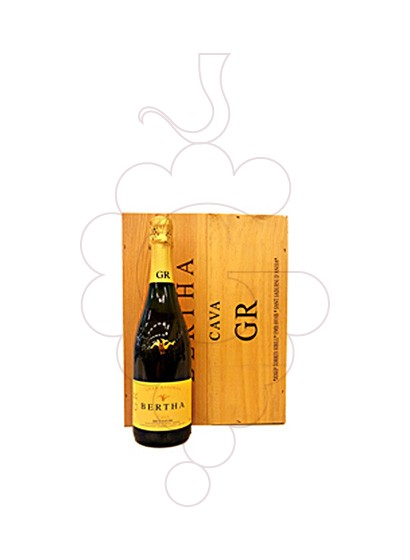 Photo Gift boxes Bertha Gran Reserva Brut Nature (Pack Fusta 3 u)