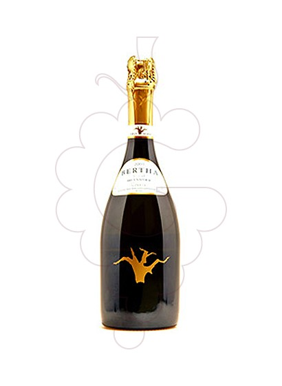 Photo Bertha S.XXI Gran Reserva Brut Nature sparkling wine