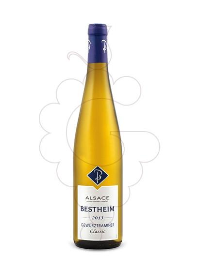 Photo Bestheim Gewürztraminer white wine