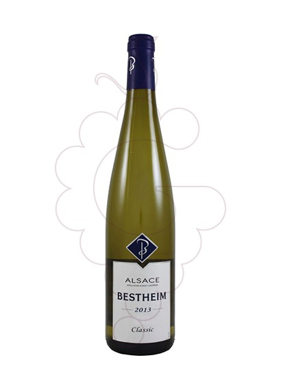 Photo Bestheim Sylvaner white wine