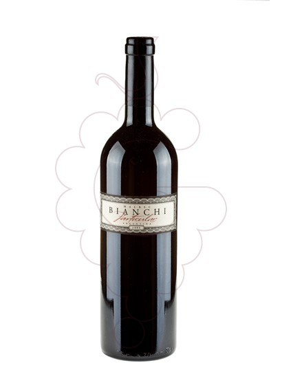Photo Bianchi Malbec red wine