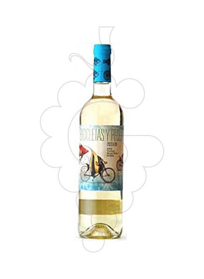 Photo Bicicletas y Peces Verdejo  white wine