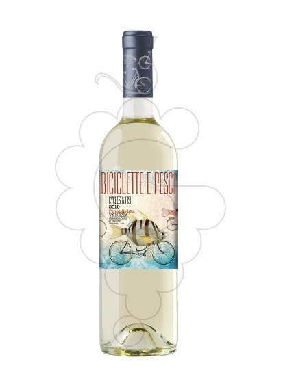 Photo Biciclette e Pesci Pinot Griggio white wine