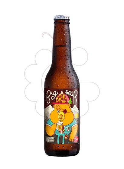 Photo Beer Big Bear Pale Ale Gluten Free