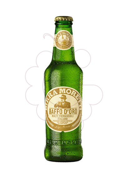 Photo Beer Birra Moretti Baffo d'Oro