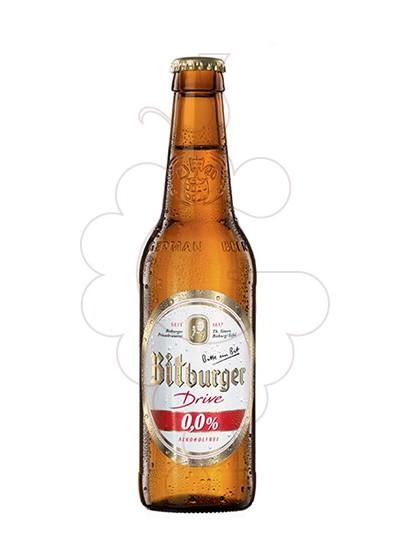 Photo Non-alcoholic beer Bitburger (s/alcohol)