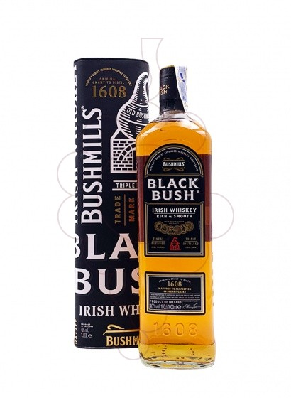 Photo Whisky Bushmills Black Bush