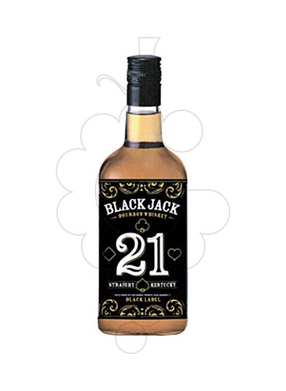 Photo Whisky Black Jack 21 Kentucky