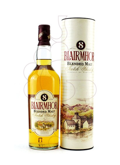 Photo Whisky Blairmhor 8 Years