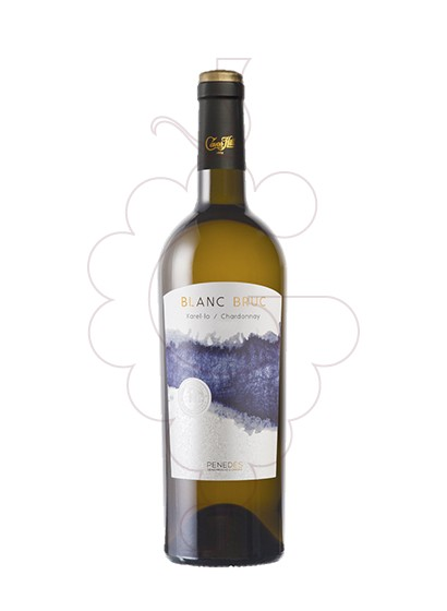 Photo Blanc Bruc Hill  white wine