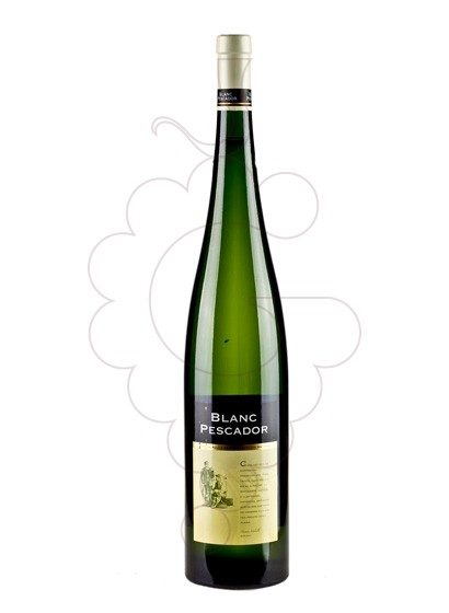 Photo Blanc Pescador Magnum sparkling wine