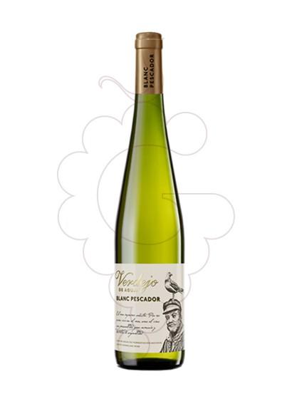 Photo Blanc Pescador Verdejo Aguja sparkling wine