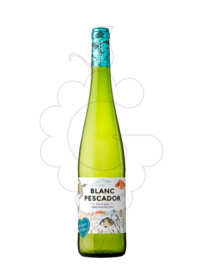 Photo Blanc Pescador sparkling wine