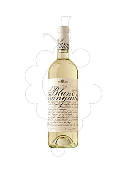 Photo Blanc Tranquille Torello  white wine