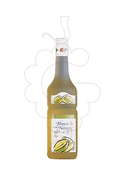 Photo Liqueur Blanca de Navarra Melon