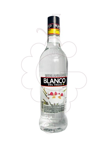 Photo Liqueur Anisado Blanco del Valle