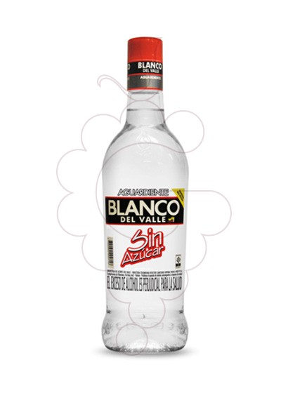 Photo Liqueur Anisado Blanco del Valle without sugar