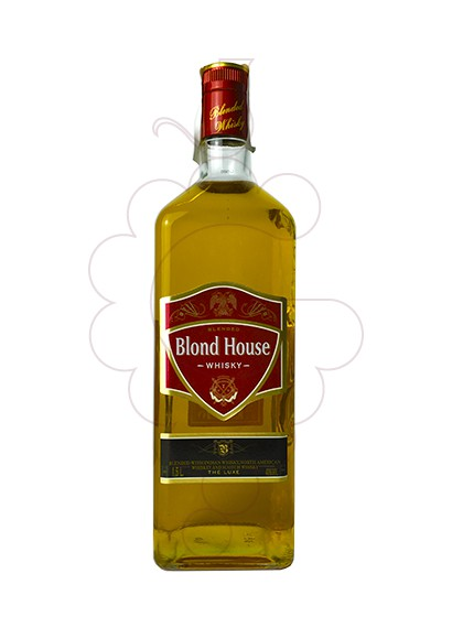 Photo Whisky Blond House