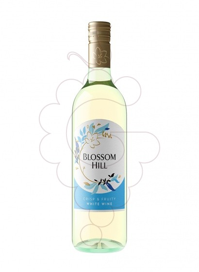 Photo White Blossom Hill (California) white wine