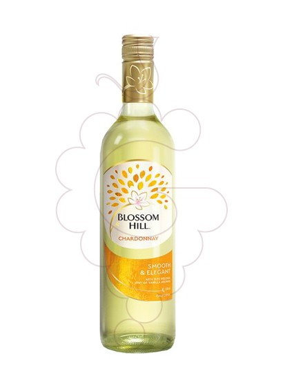 Photo Blossom Hill Chardonnay (California) white wine