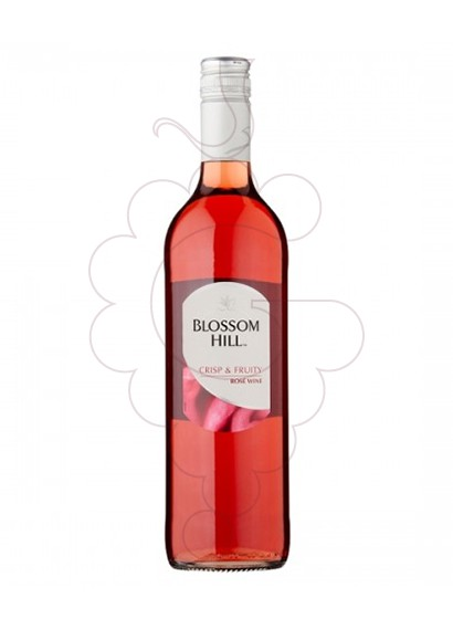 Photo Rosé Blossom Hill Crisp & Fruity rosé wine