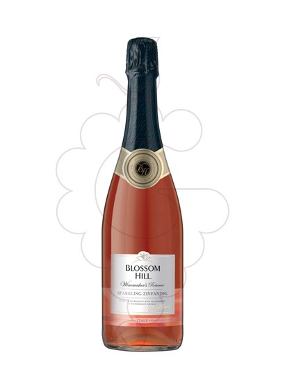Photo Rose Sparkling Blossom Hill rosé wine