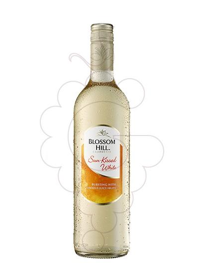 Photo White Blossom Hill Sun-Kissed white wine