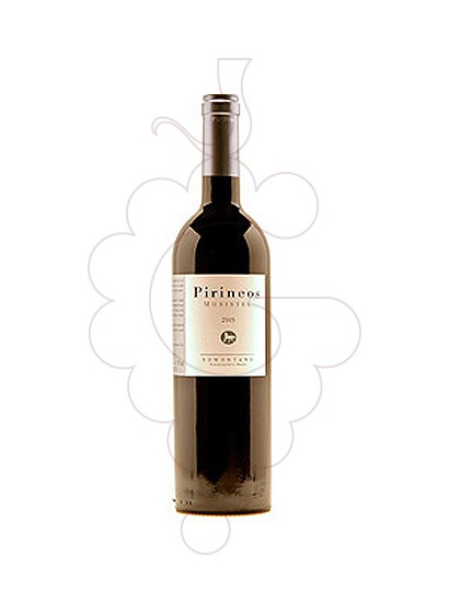 Photo Bodega Pirineo Moristel red wine