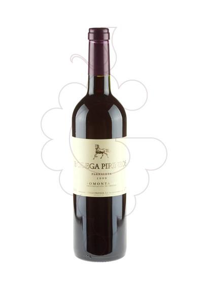 Photo Bodega Pirineos Parraleta 1999 red wine