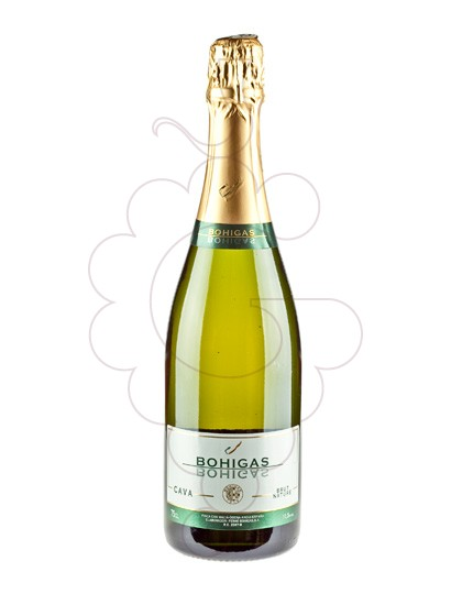 Photo Bohigas Brut Nature sparkling wine