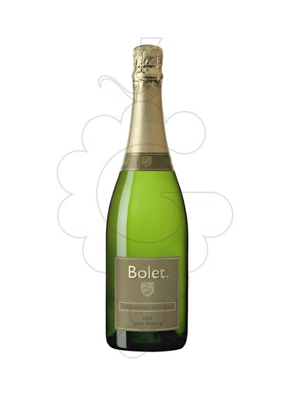 Photo Bolet Brut Nature Gran Reserva Ecològic sparkling wine