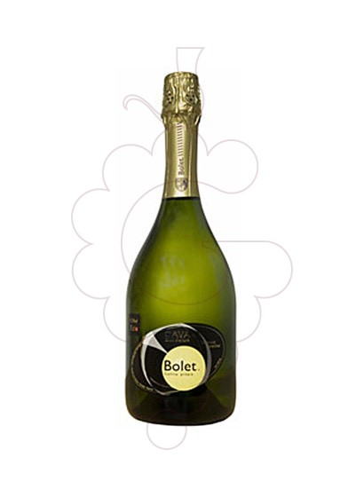 Photo Bolet Brut Nature Selecció Familiar sparkling wine