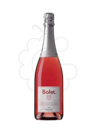 Photo Bolet Brut Rosat sparkling wine