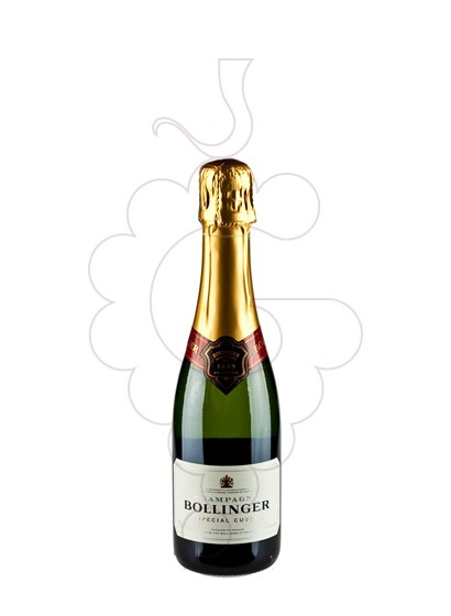 Photo Bollinger Cuvée Brut (mini) sparkling wine