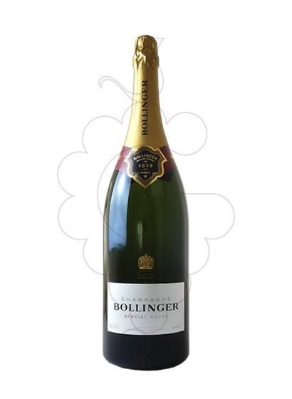 Photo Bollinger Cuvée Brut Jeroboam sparkling wine