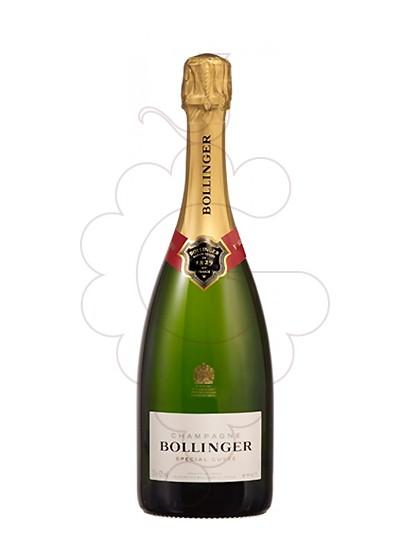 Photo Bollinger Cuvée Brut Magnum sparkling wine