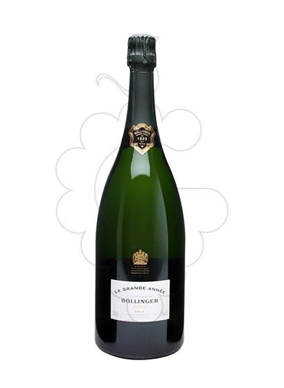 Photo Bollinger La Grande Année Magnum sparkling wine