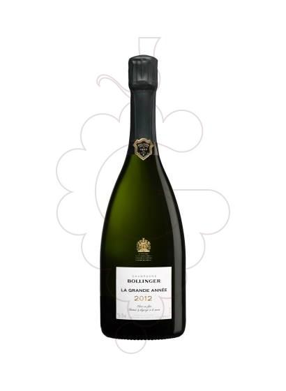 Photo Bollinger La Grande Année sparkling wine