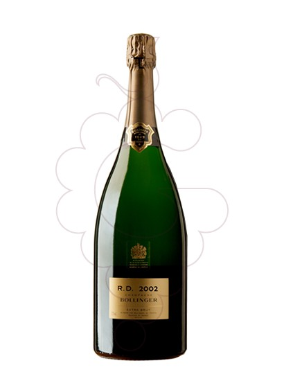 Photo Bollinger R.D. Magnum sparkling wine