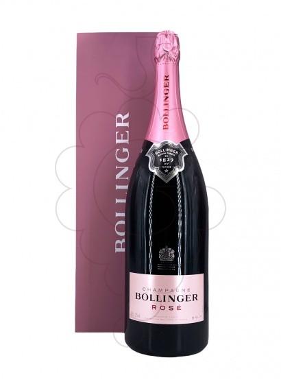Photo Bollinger Rosé Brut Magnum sparkling wine