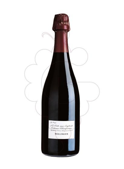 Photo Bollinger La Côte aux Enfants red wine