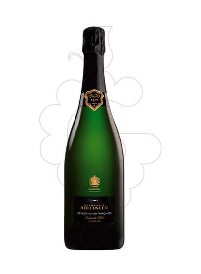 Photo Bollinger Vieilles Vignes Françaises sparkling wine