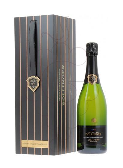 Photo Bollinger Vieilles Vignes Françaises Wooden Case sparkling wine