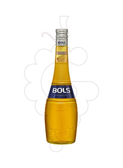 Photo Liqueur Bols Crema de Banana