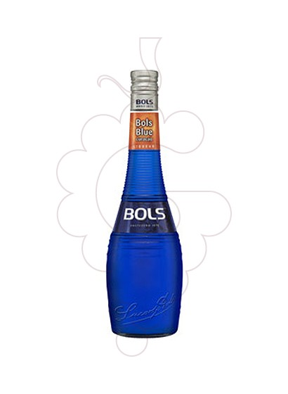 Photo Liqueur Bols Curaçao Blue