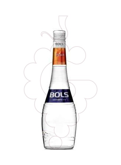 Photo Liqueur Bols Peach Liqueur