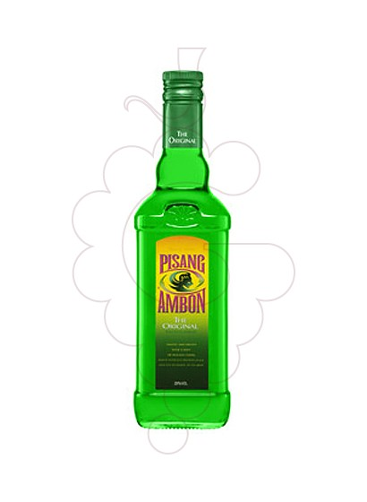 Photo Liqueur Bols Pisang Ambon